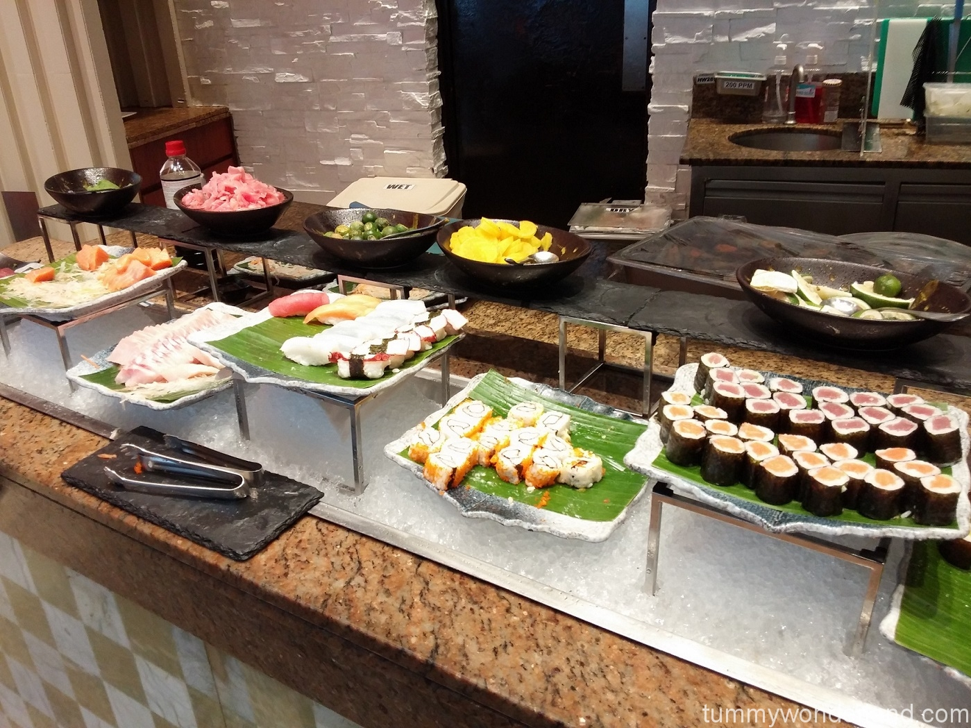 Sushi station Circles
