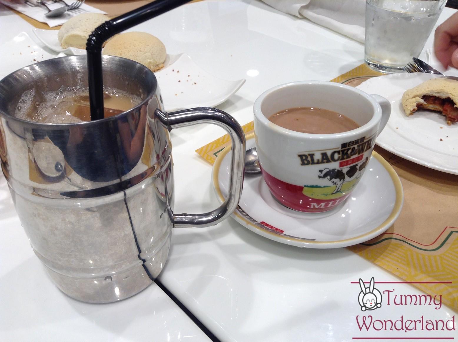 tuan tuan milk tea