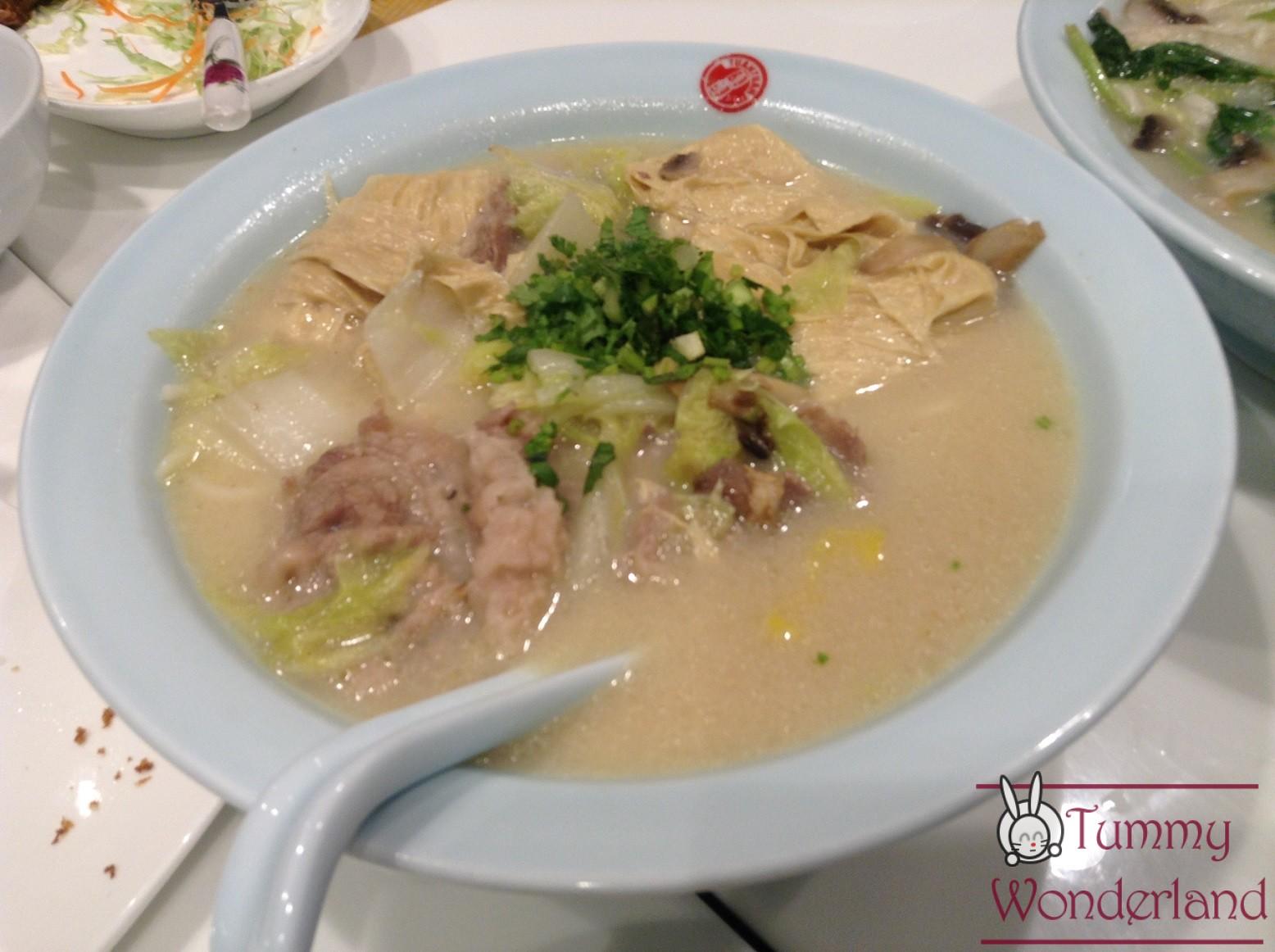 tuantuan noodle soup