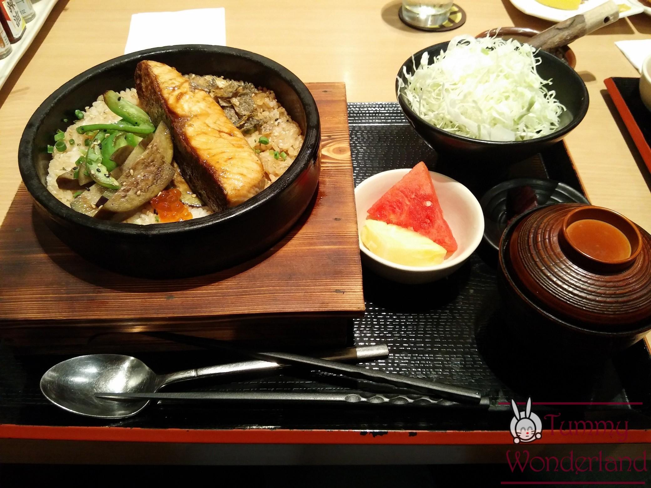 salmon set_yabu