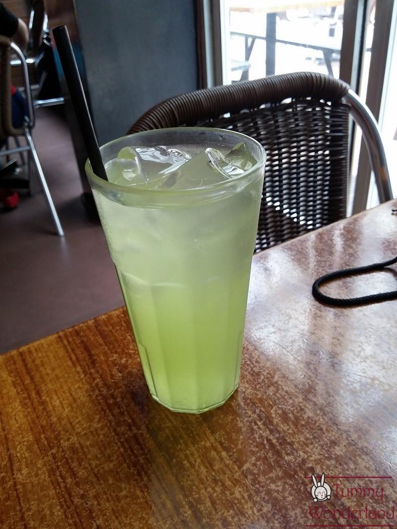 BnB_ice tea