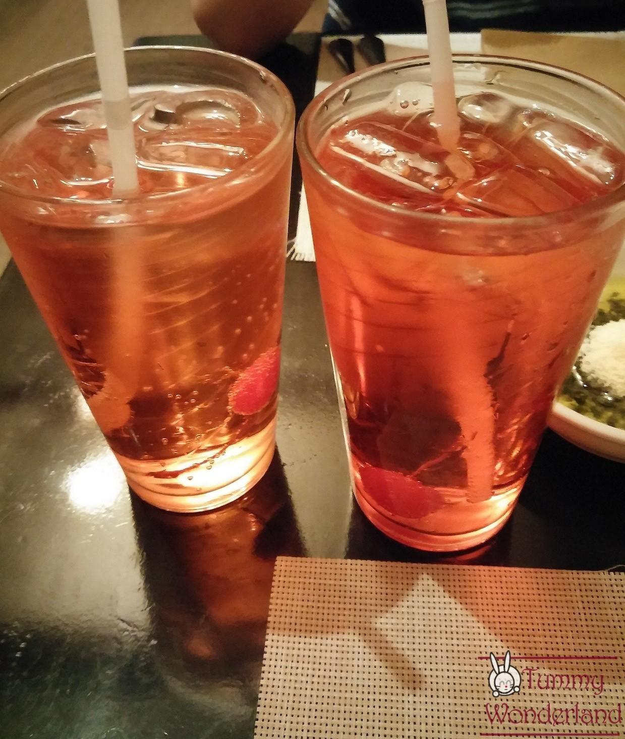C Italian Dining_soda