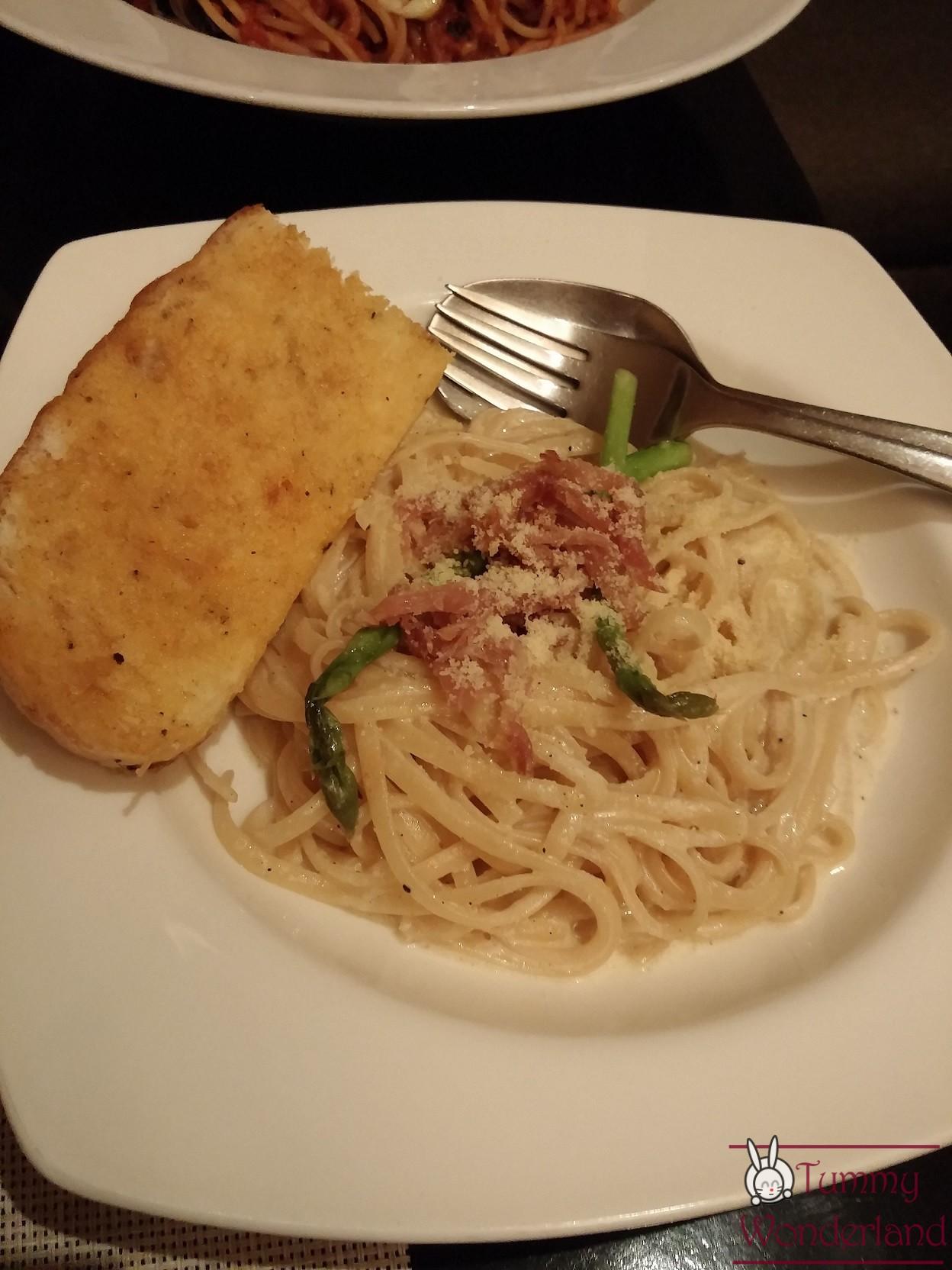 C Italian Dining_truffle