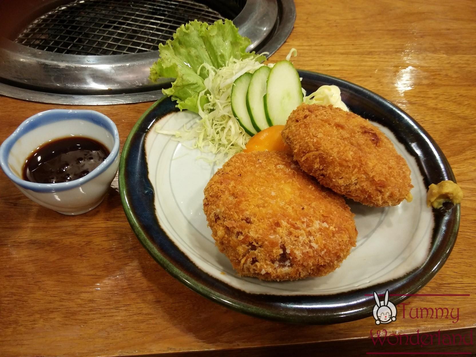 Nihonbashi Tei_croquet