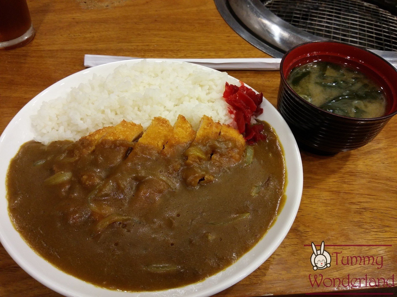 Nihonbashi Tei_curry