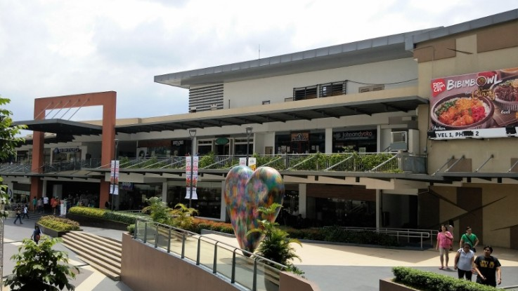 U P Town Center Is The Only University In Country It Has 7 4 Hectare Wide Created By Ayala Land To Cater Nearby Schools
